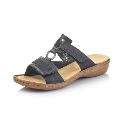 Naisten sandaalit Rieker musta R Skobox.fi verkkokauppa