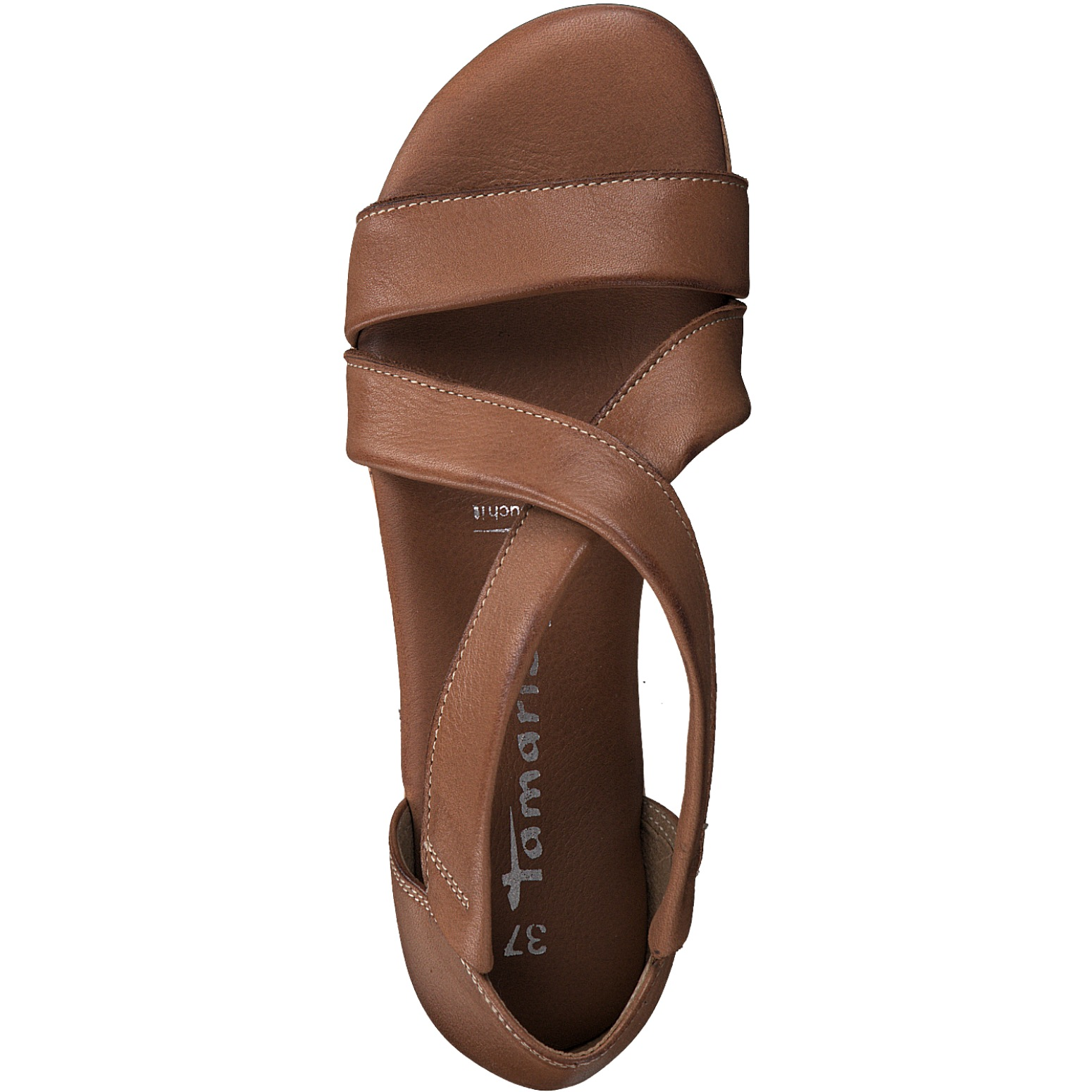 Naisten sandaalit Tamaris ruskea